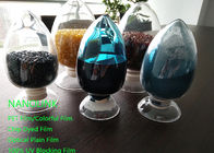 Colorful Anti Uv Masterbatch With High Concentration Pigment For Fiber / Blow Molding