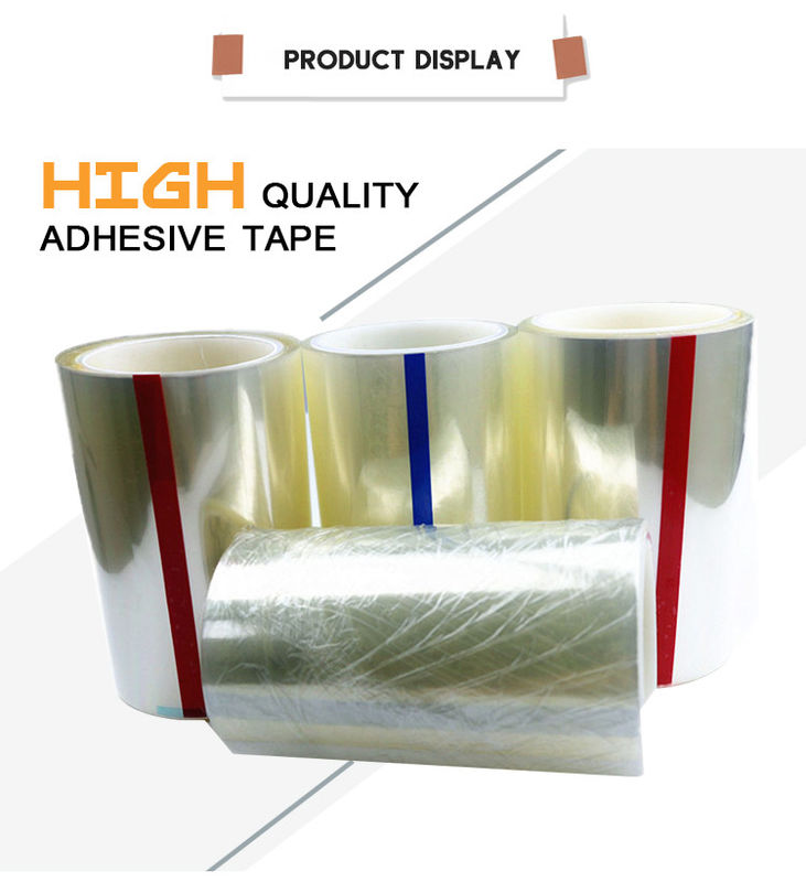 PET Material Anti Static Surface Protective Film For Electronic Industry