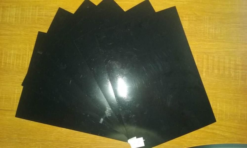 PET Black Window Film For Privacy Protection Fire Resistant Electrical Insulation